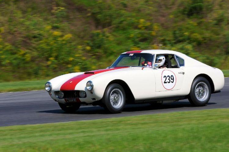 1959 Ferrari 250 GT Inter - Lulu Wang.