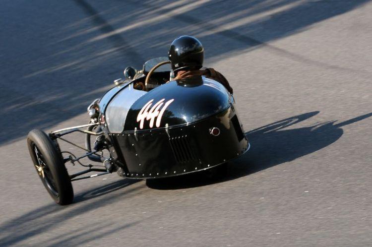 1931 Morgan Super Areo, Jeff Jacobson.