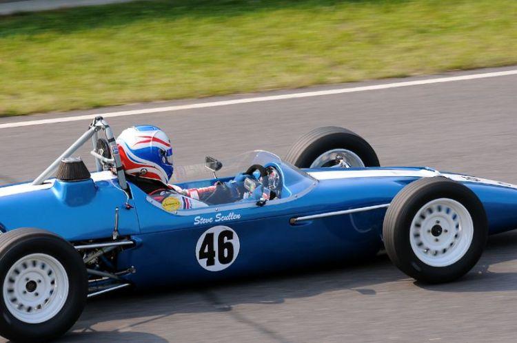 1969 Crossle FF, Steve Scullen.
