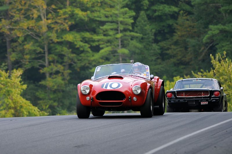 1963 Cobra 289, Sandy McNeil.