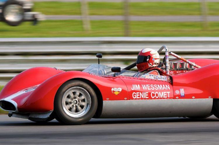 1963 Genie Mk8- John Harden.