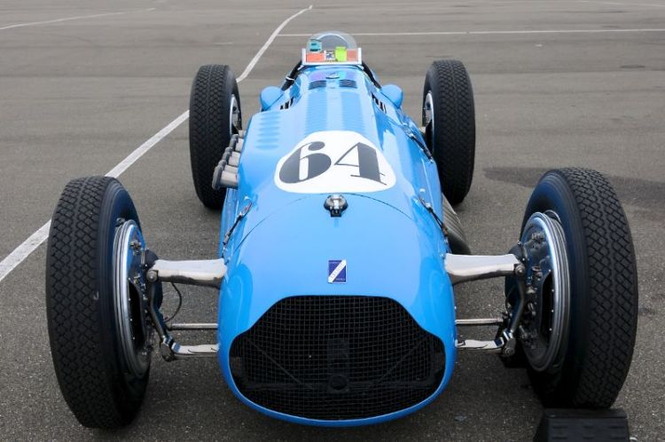 1939 Talbot Lago T26 Grand Prix. David Duthu.