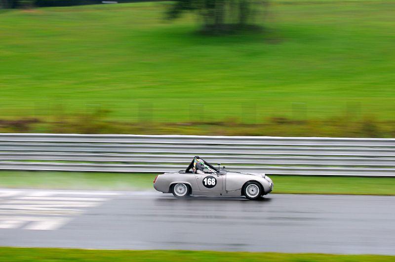 #168- Mathew Hagopian, 1968 MG Midget.