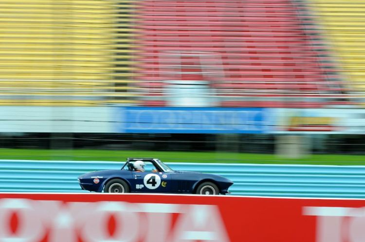 Bill Bogner- 1968 Corvette.