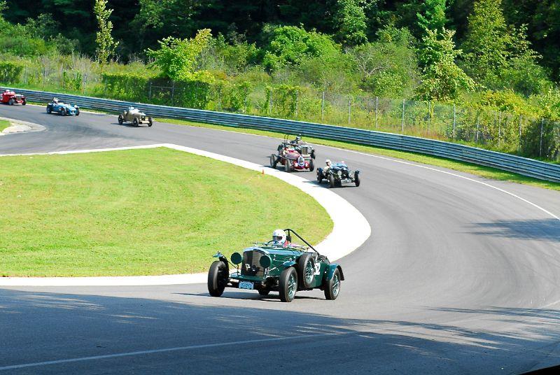 1935 Bentley, Nils Westburg.