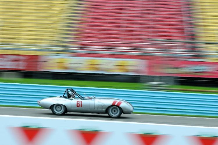 Bob Hebert- 1967 Jaguar E-Type.