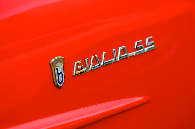1965 Alfa Romeo Giulia SS