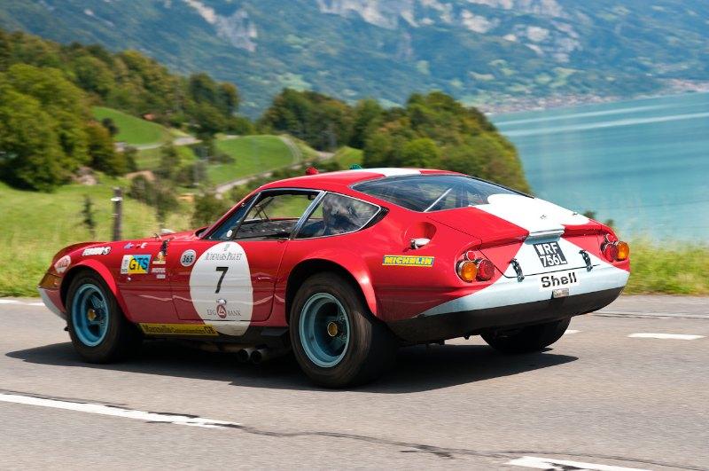 1972 Ferrari 365 GTB/4 Daytona Group IV Competizione