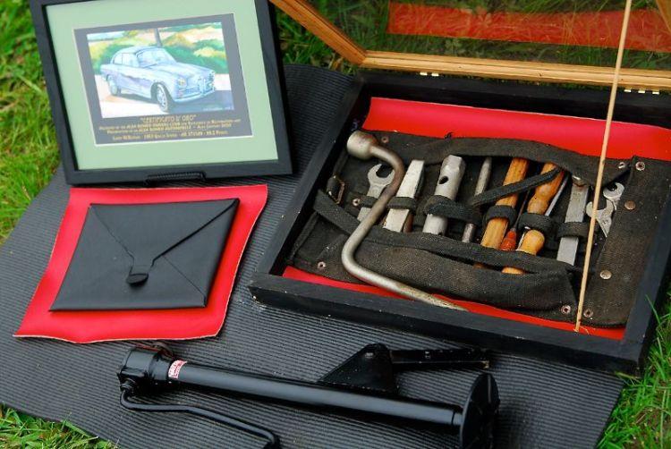 Alfa tools.