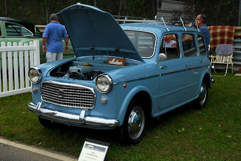 1962 Fiat 1100 Familiare, Joseph Stanco.