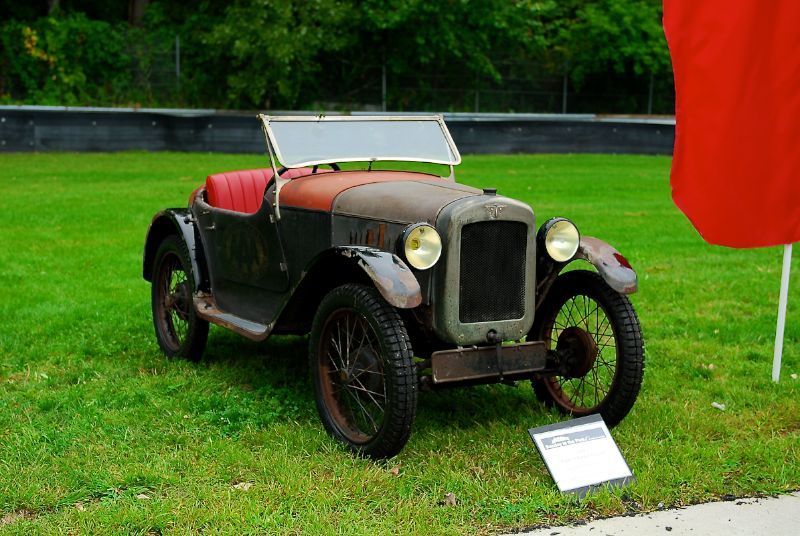 1929 Austin 7 Bordon England.