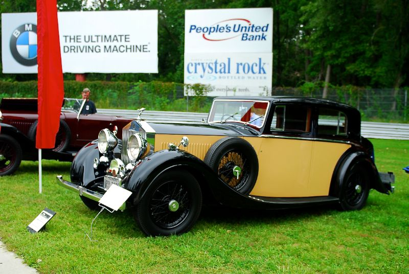 1935 Rolls-Royce 20/25 Sports Saloon.  M.S. Koly