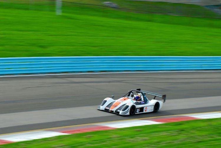 2011 Radical SR3 RS- Walid Achi.