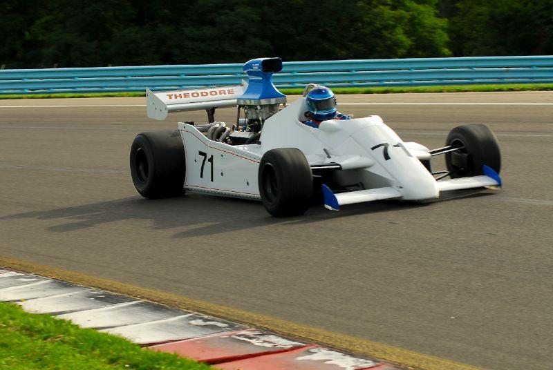 1982 Theodore TY02- Eddie Claridge.