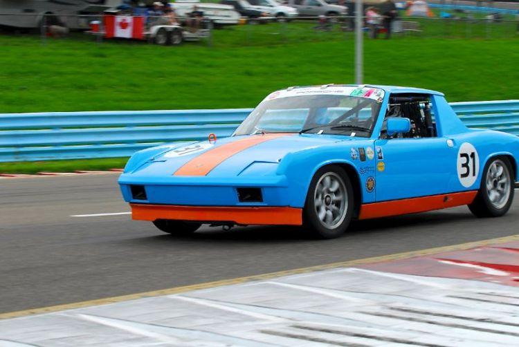 John Gatto 1971 Porsche 914/4.