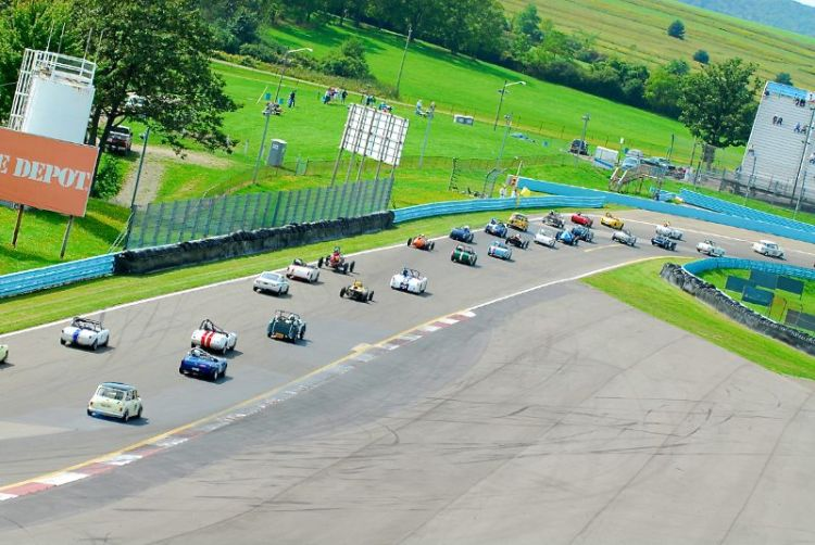 Turn 11 and the green.