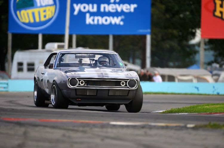 1967 Camaro Z28- Chuck Bentley.