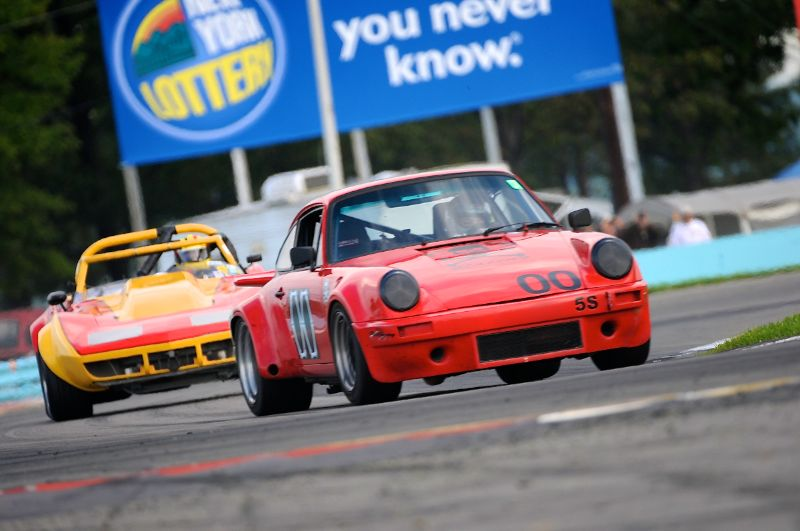 1974 Porsche 911- Mitch Van Nordstrand.