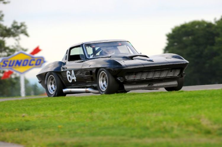 Jim Heck- 1964 Corvette.