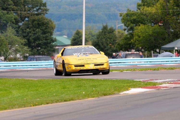 1990 Corvette- Ray Zisa.