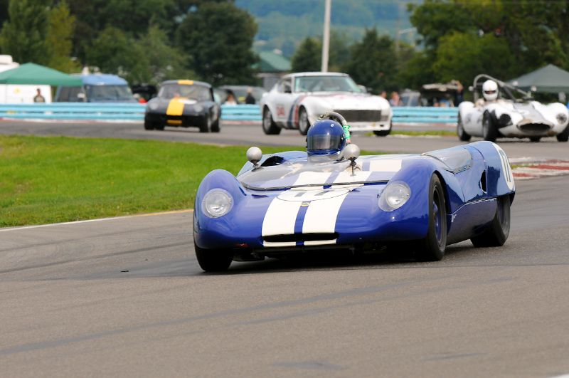 1963 Lotus 23B- Ray Walzer.