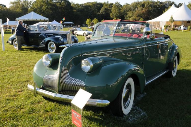 1939 Buick Century-Oscar Davis.