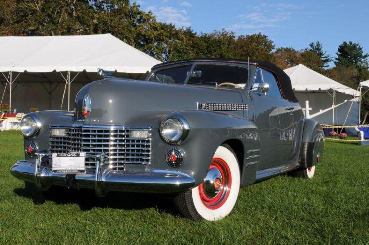 1941 Cadillac Joseph Morgan.