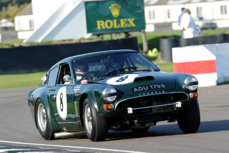 1964 Sunbeam Lister Tiger - Tony Eckford and Chris Beighton