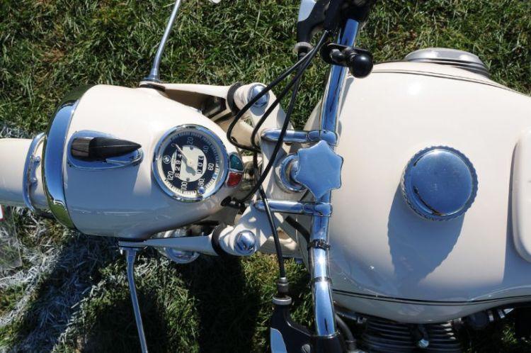 1962 BMW R60/2- Philip Richter.