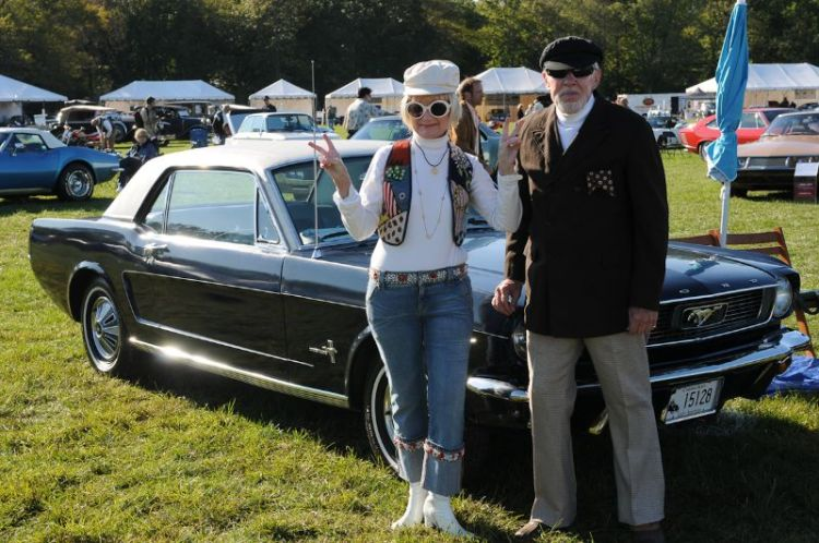 1966 Ford Mustang[ Hadley and Paul Veedr.