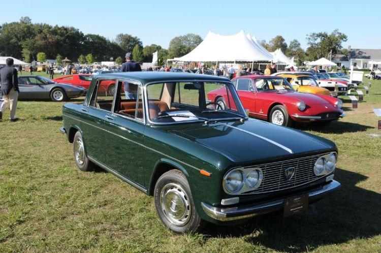 1968 Lancia Fulvia 2C.- Santo Spadaro.
