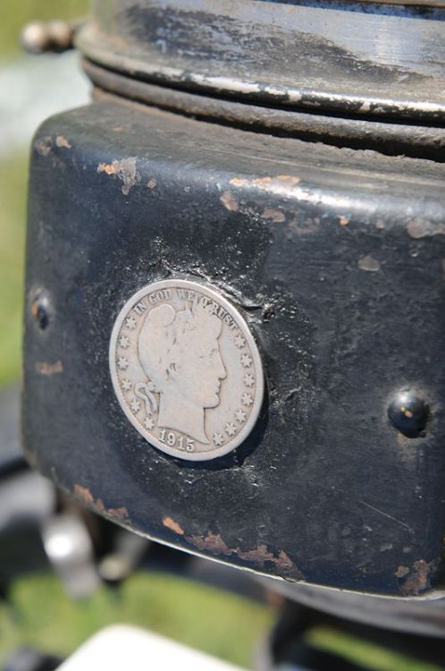 1915 Harley-Davidson Model J- David Fusiak.