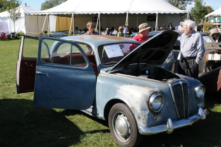 1958 Lancia Appia- Barn Find, Mike Space.