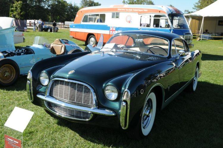 1952 Chrysler Ghia Prototype- Michael Schudroff.