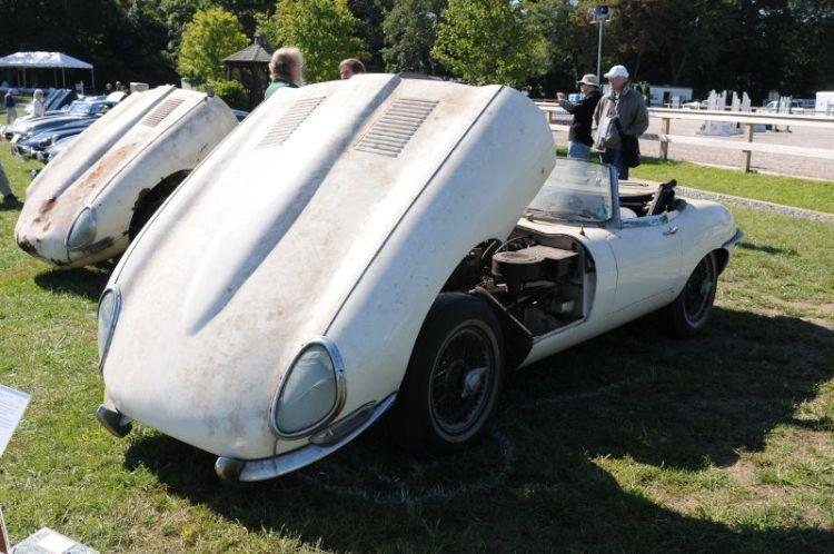 1961 Jaguar E-Type no. 111- Stanley Jones.