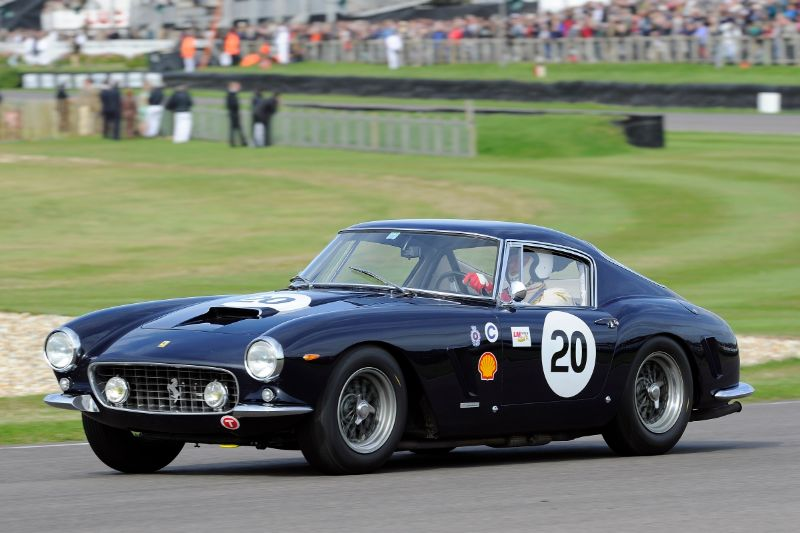 1962 Ferrari 250 GT SWB - Frank Stippler and Conrad Ulrich
