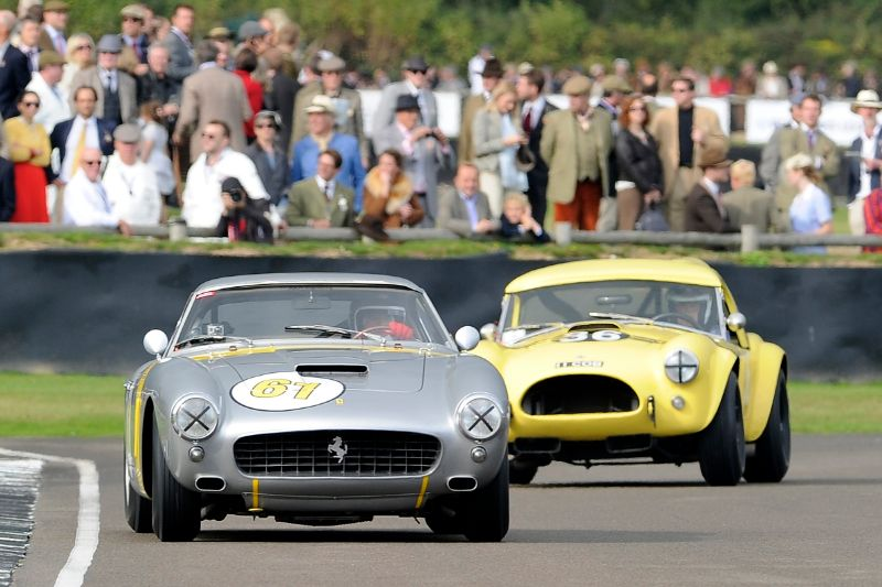 1960 Ferrari 250 GT SWB Competition - Vincent Gaye and David Franklin