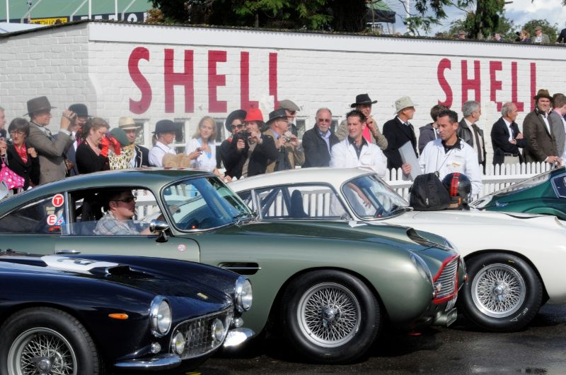 1960 Aston Martin DB4GT - Tiff Needell and Tarek Mahmoud