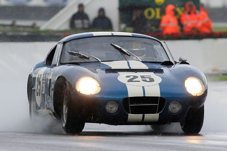 1964 Shelby Daytona Cobra Coupe - Tom Kristensen and Kenny Brack