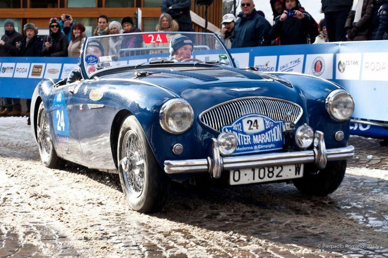 1955 Austin-Healey 100 BN1