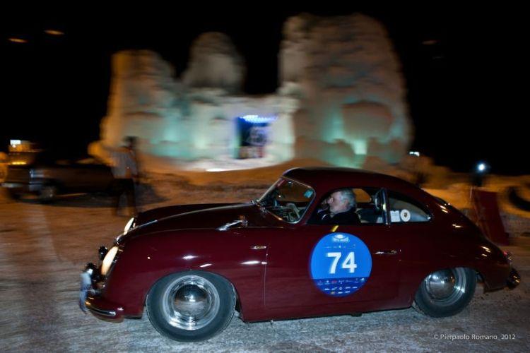 1955 Porsche 356 Coupe