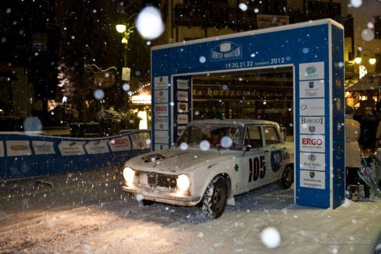 1964 Alfa Romeo Giulia TI Super