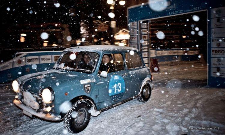 1967 Innocenti Mini Cooper Mk I