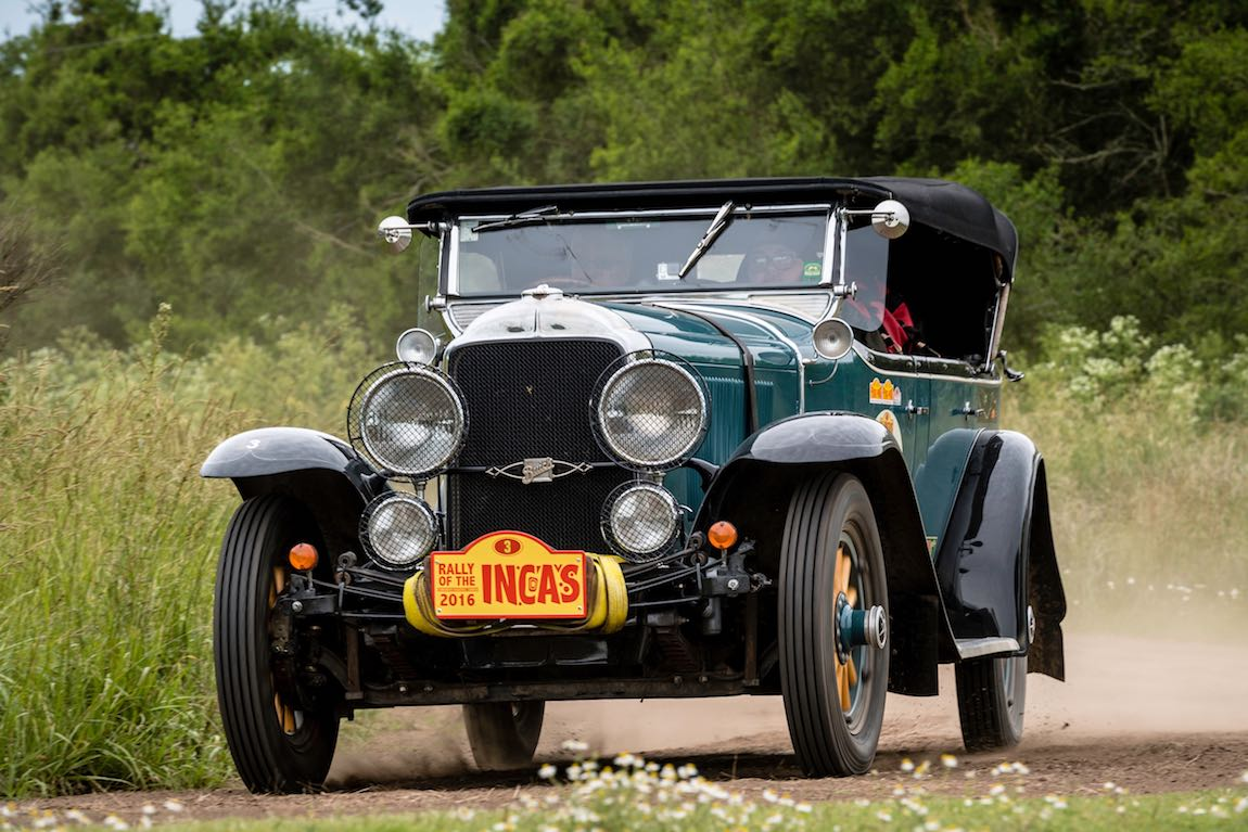 Rally of the Incas 2016 - Photo Gallery, Report, Winners