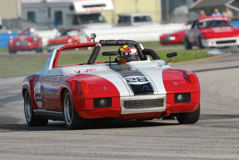 Allen Ziegelman- Porsche 914.