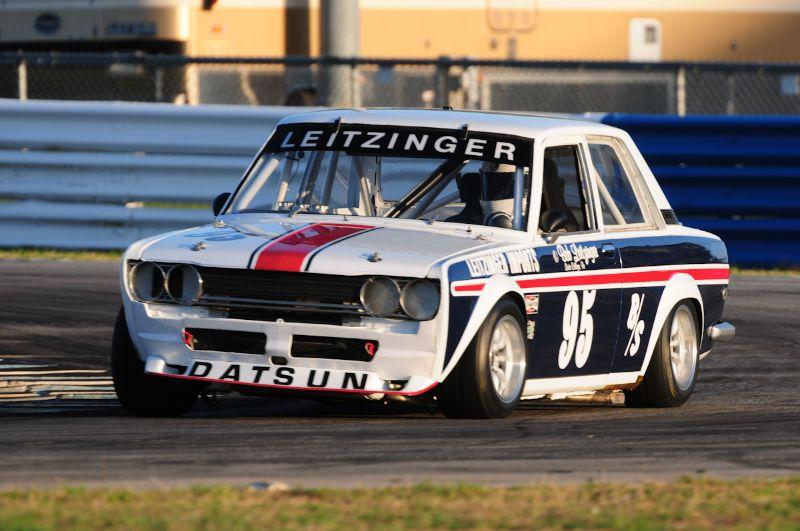 Bob Lititzinger- Datsun PL510.