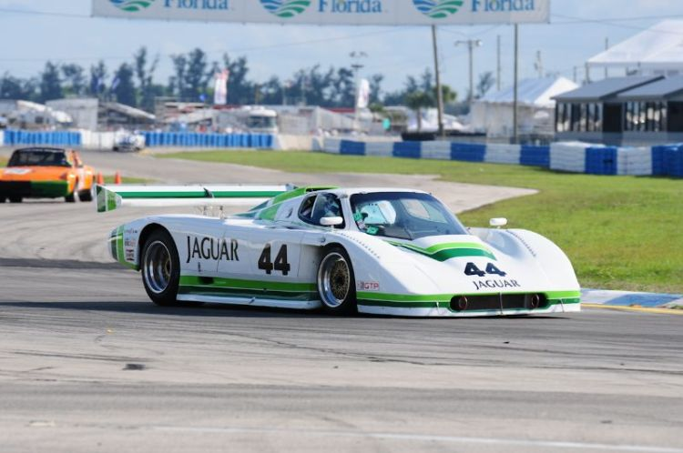 1985 Jaguar XJR7- Doug Smith