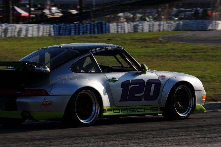 Doug Miller- Porsche 993.