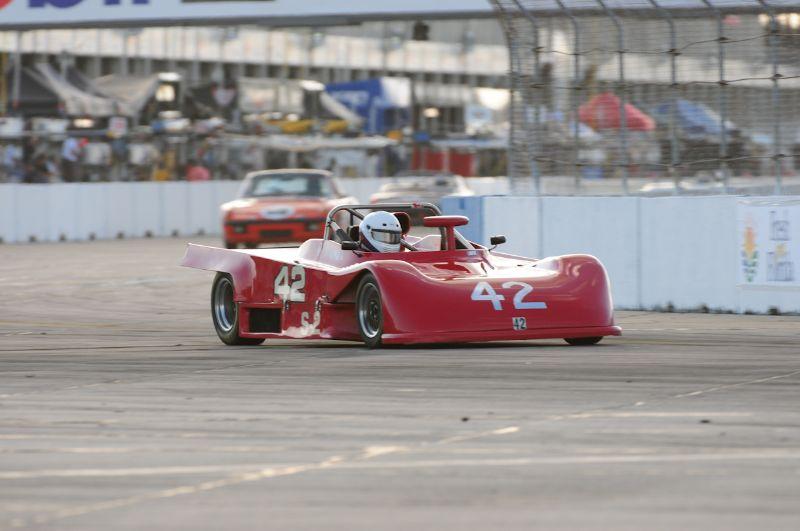 Tiga S2000- Bob Phillips.