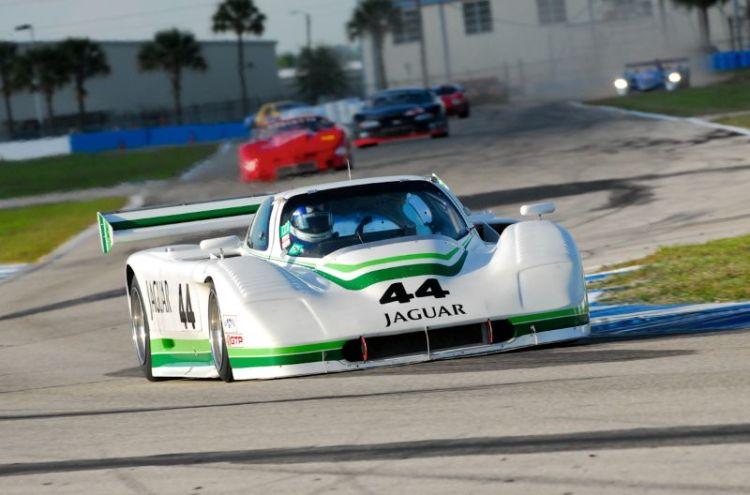 1985 Jaguar XJR7- Doug Smith